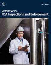 FDA Inspections and Enforcement Courses
