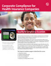 Quality & Compliance Essentials: Corporate Compliance for Health Insurance Companies