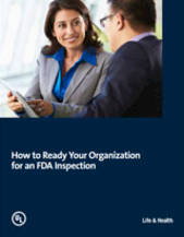 How to Ready Your Organization for an FDA Inspection